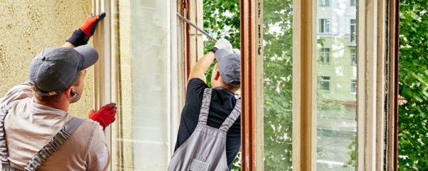 Rénovation de porte